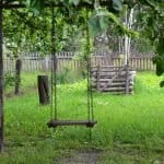 Hang a Swing Between Two Trees