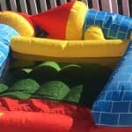 Bounce House Not Fully Inflating