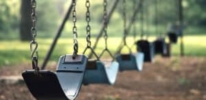 Are Metal or Wood Swing Sets Better
